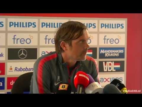 Cocu heeft vertrouwen in de kampioenswedstrijd PSV