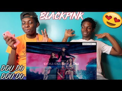 BLACKPINK - '뚜두뚜두 (DDU-DU DDU-DU)' M/V - REACTION