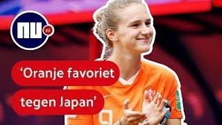 Voorbeschouwing Nederland-Japan op WK Frankrijk