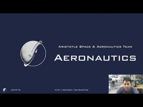 ASAT Recruitment Month - Aeronautics Aerodynamics Design & Solar Sub-teams
