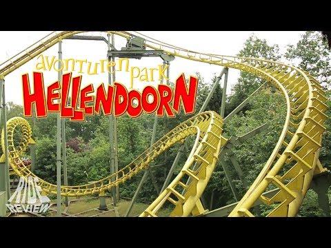 [Doku] Avonturenpark Hellendoorn - Der Familien Park hinter der Grenze - Park Check