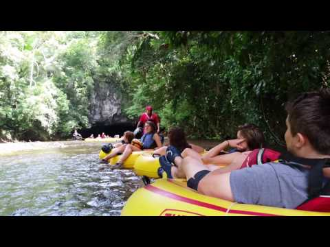 Caves Branch Tubing (Camera II) - June 2016 - Ethnographic F