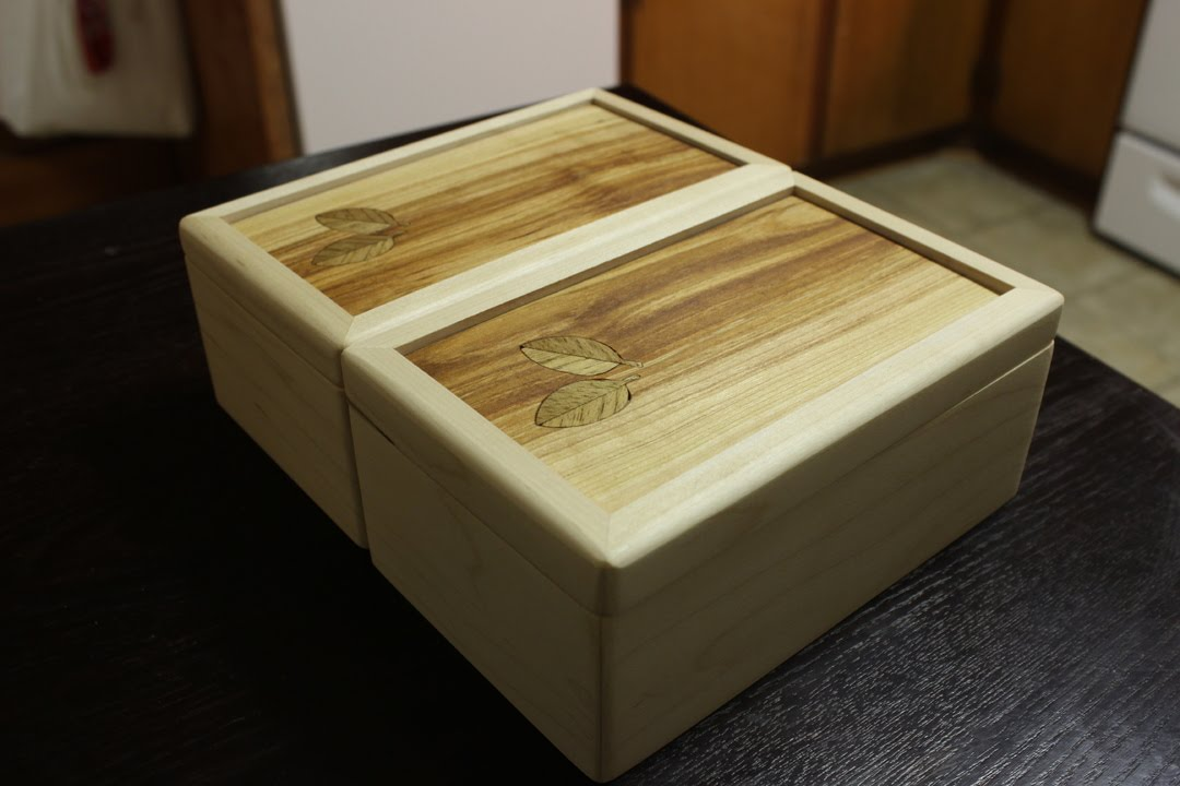 How To Make A Wooden Jewelry Box Beauteous Making Wooden Jewelry Boxes YouTube