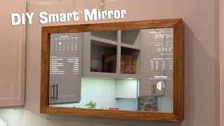 DIY Smart Mirror - Full Tutorial screenshot 2