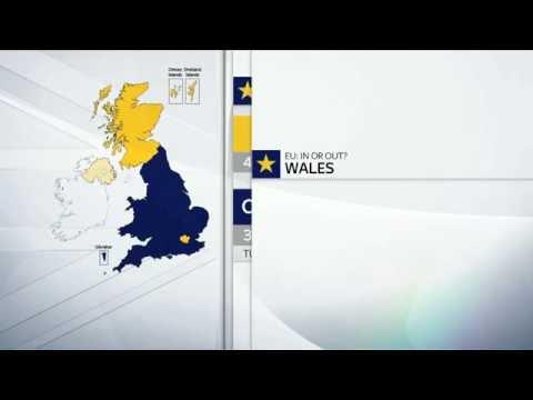 Sky News HD   UK EU Referendum Full Frames Regional Results June 2016