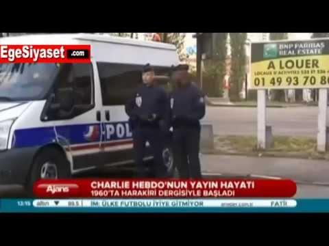 Fransa'da Camilere El Bombalı Ve Silahlı Alçakça Saldırı