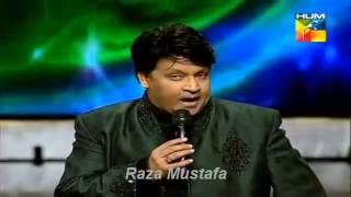 Umer Sharif Live Performance in 1st Hum ...