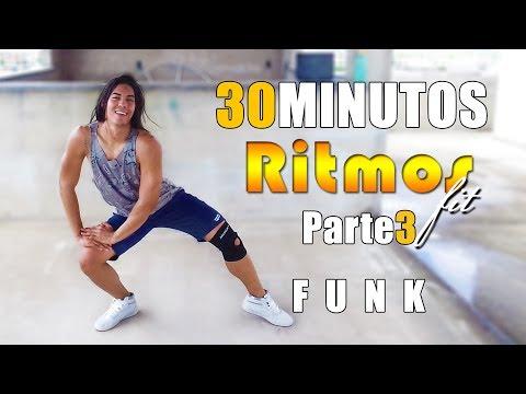 SUPER  - 30 MINUTOS DE  RITMOS FIT   3  Professor Irtylo Santos