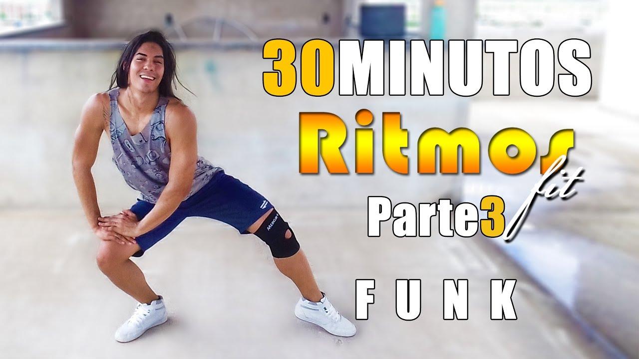 Super Aula 30 Minutos De Ritmos Fit Parte 3 Professor Irtylo
