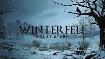 Game of Thrones Music & North Ambience | Winterfell - House Stark Theme