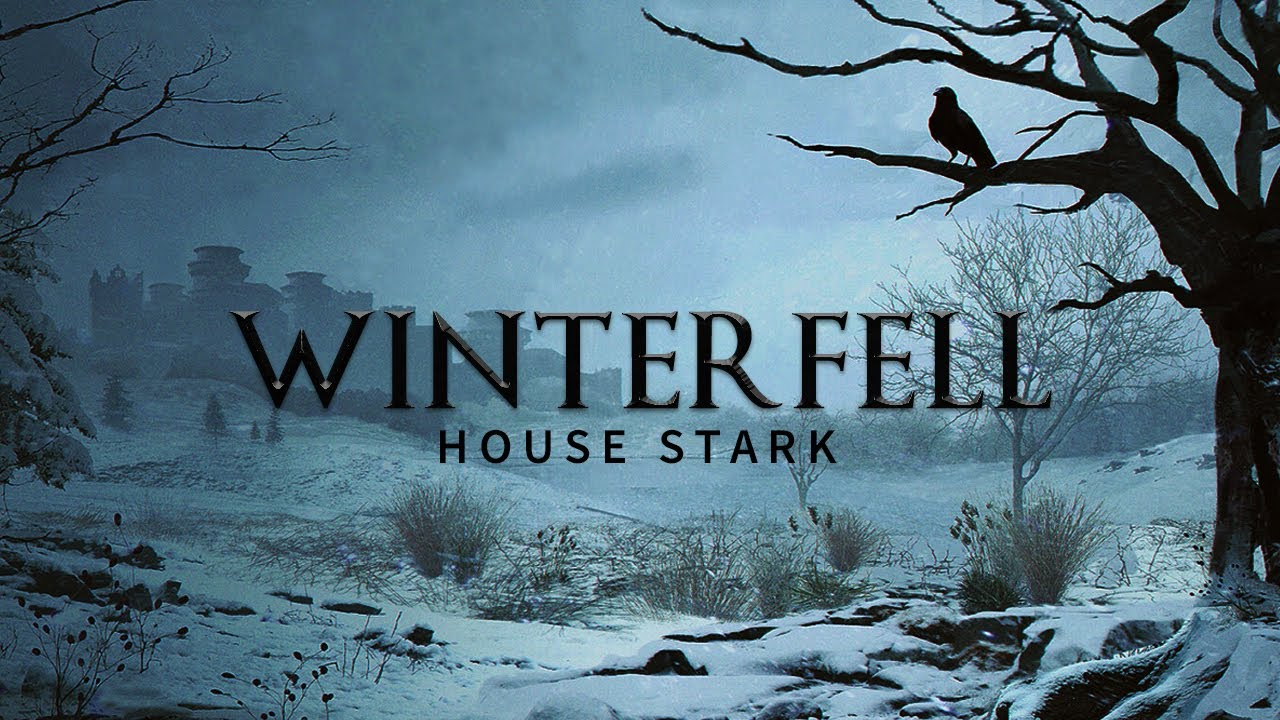 Download Game of Thrones Music & North Ambience | Winterfell - House Stark Theme