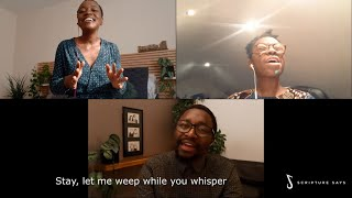 Tell me the Story of Jesus / Excess Love worship medley - Song Service with Scripture Says