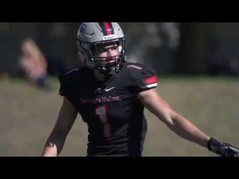 best website ed863 0f185 Carnegie Mellon University Tartans Football 2017 Highlights