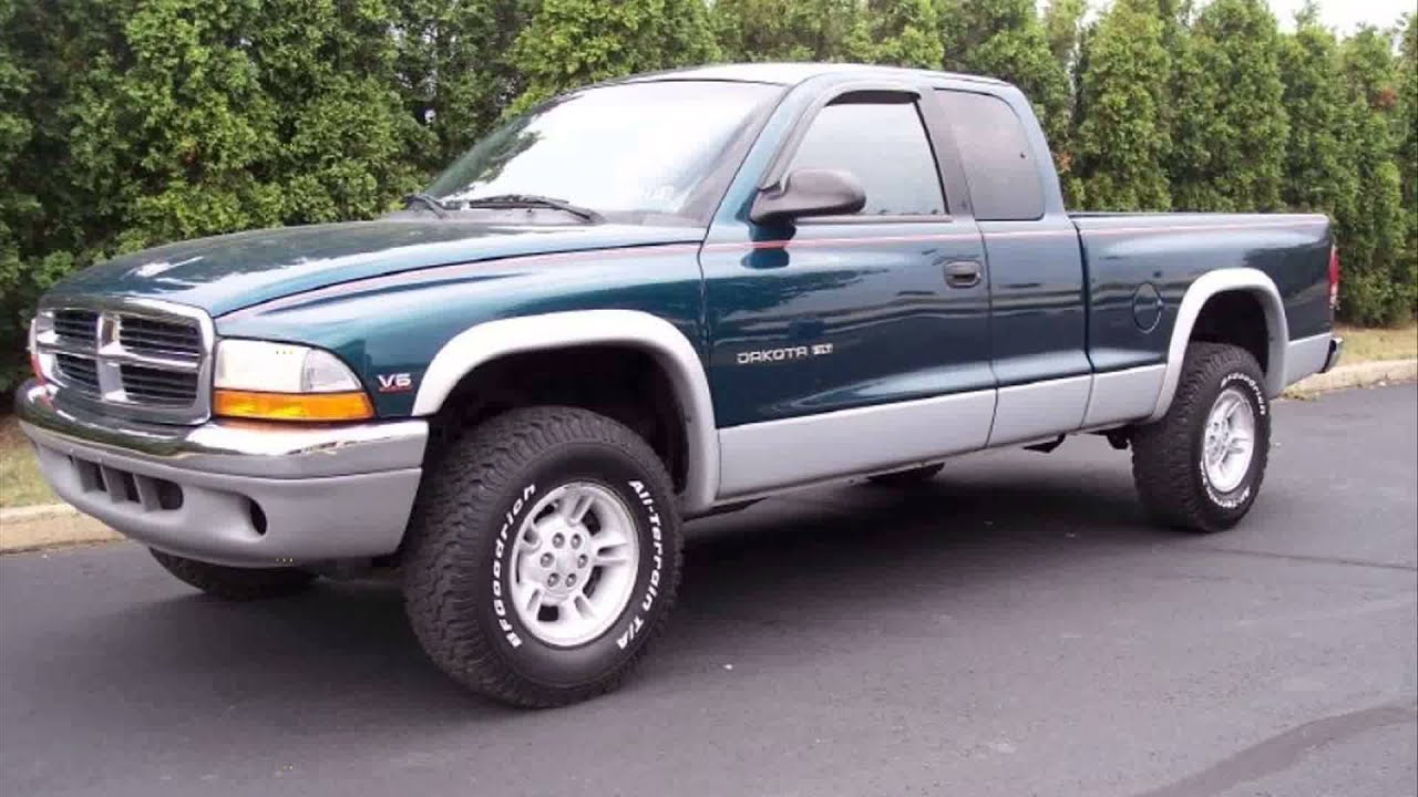 1999 dodge dakota youtube. Black Bedroom Furniture Sets. Home Design Ideas