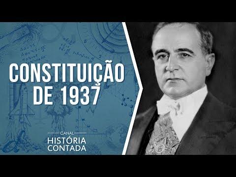 4ª Constituição Brasileira – 1937: Resumo completo - História Contada