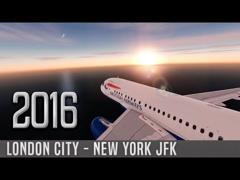 New Flight Simulator 2016 - P3D 3.4 [Amazing Realism]