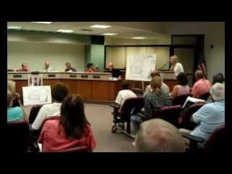 Occupy Muskegon Attends City of Muskegon Planning Commission Meeting ( 12th, 2017)