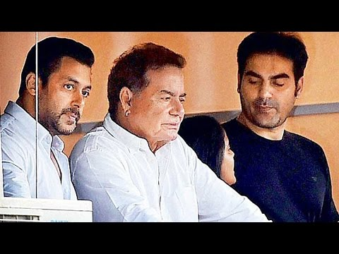 Salim Khan Replies :I Want to Go Afghanistan not Pakistan to Protesters