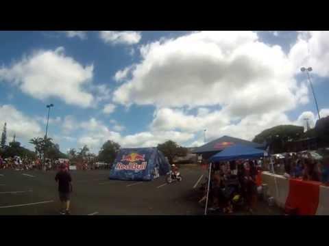 Red Bull X Fighters Honolulu Hawaii Schofield Barracks