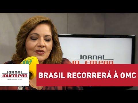 Brasil recorrerá à OMC contra restrições de carne brasileira, diz ministro | Jornal Jovem Pan