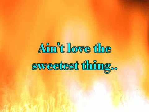 U2 - Sweetest Thing (Karaoke with Lyrics)