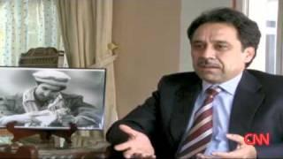 Ahmad Shah Massoud, CNN report.