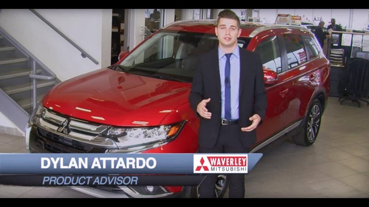 2016 Mitsubishi Outlander Introduction   Waverley Mitsubishi ...
