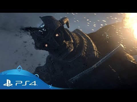 Shadow of the Colossus | Launch Trailer | PS4