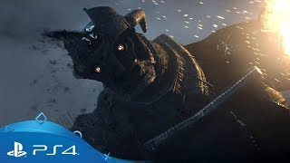 Shadow of the Colossus   Launch Trailer   PS4