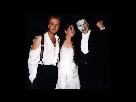 Dave Willetts, Claire Moore - The Mirror, Phantom of The Opera - 1987 Audio