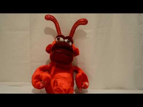 Dan Dee Singing Lobster