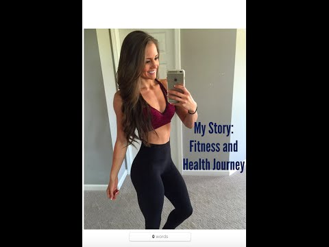 About Me: My Fitness and Health Journey