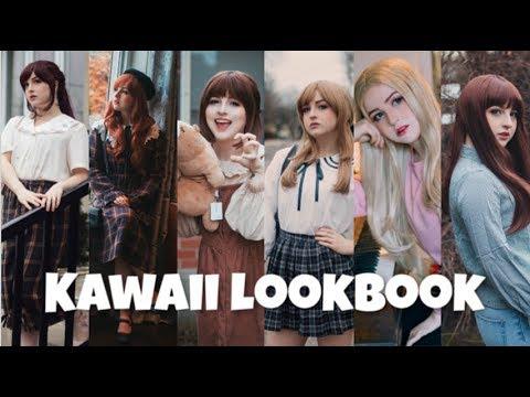 Kawaii Fashion Lookbook (ft. Modokawa) 1