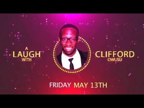 Clifford Owusu LIVE in DALLAS, TEXAS May 13, 2016!