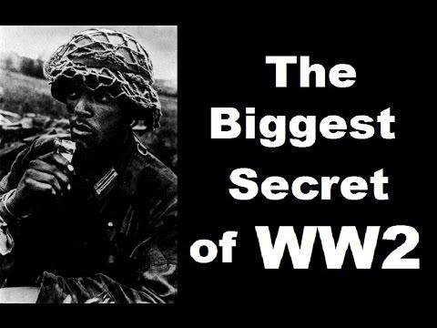Secret WW2 History - Minorities in the German Army
