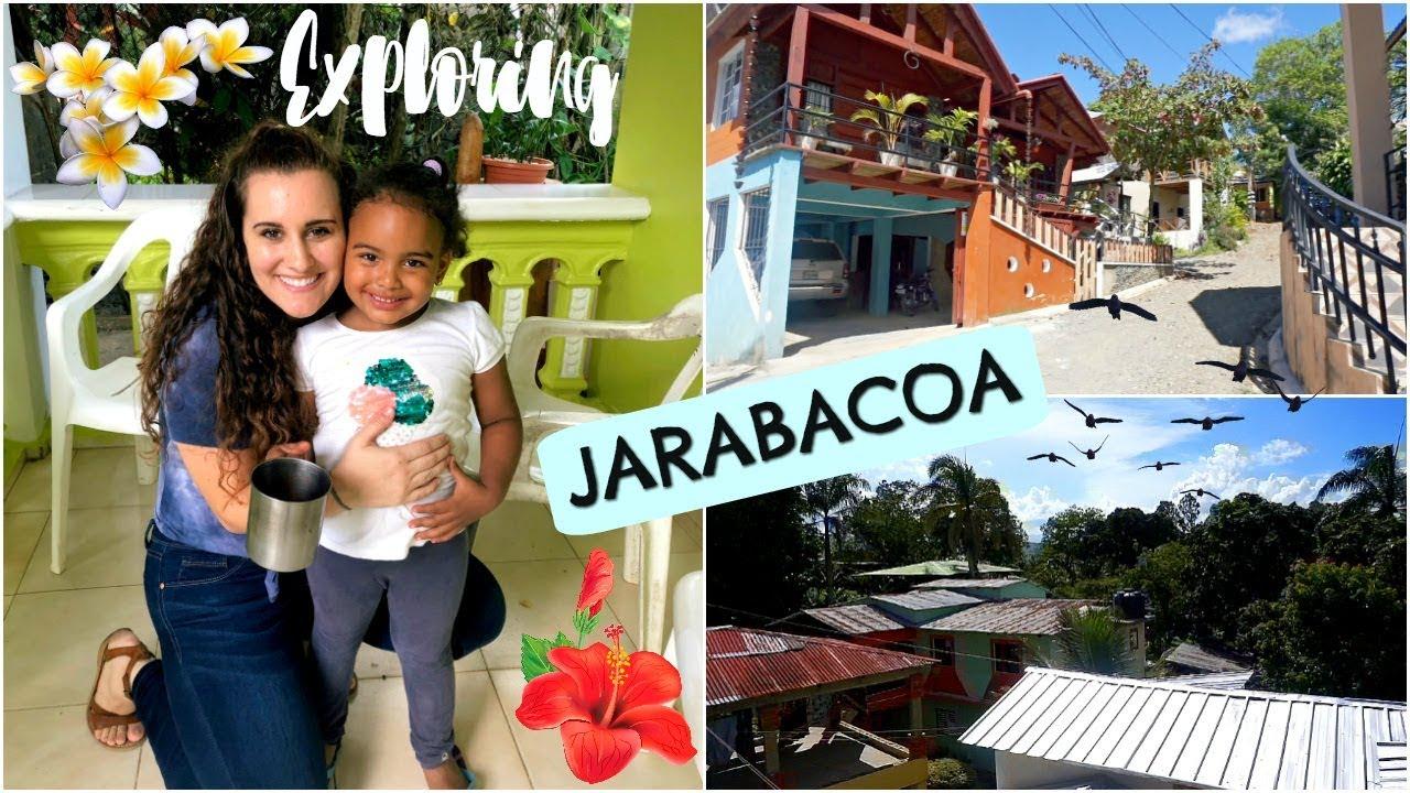 A Day In Jarabacoa Santiago Dominican Republic