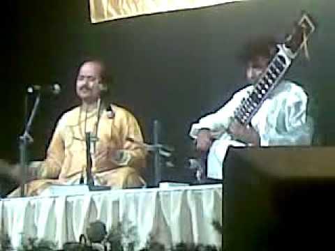 Ronu Majumdar and Shafique Khan Jugalbandi, Raag Jog 1