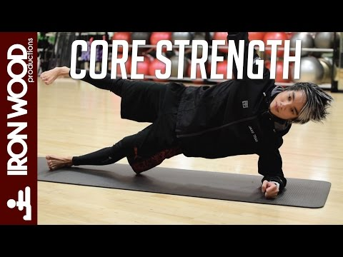 27 Must-do Core Exercises!