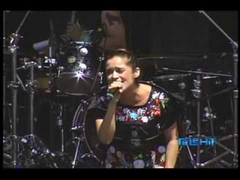 Tijuana No - Pobre de ti Vive Latino 2010 (buena calidad audio y video)