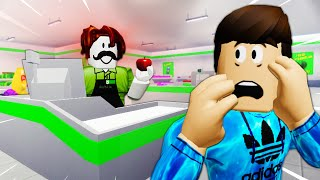 He Was Stalked By A Noob: The End (Part 4 A Roblox Movie)