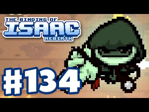 The Binding of Isaac: Rebirth - Gameplay Walkthrough Part 134 - 3 Bandage Balls! (PC)