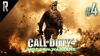 ◄ Call of Duty Modern Warfare - Walkthrough HD - Part 4