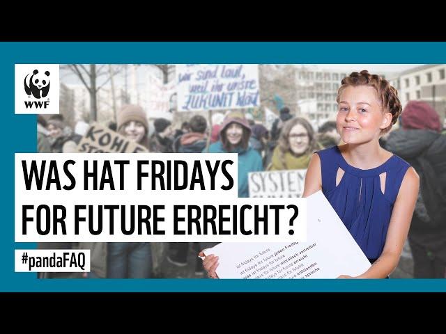 Fridays for Future: Ist es moralisch vertretbar? Clara Meyer von #FFF im Interview   #pandaFAQ