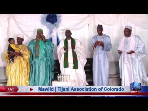 Mawlid Tijani Group of Colorado