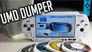 How to Copy UMD Games To Your PSP - Homebrew App - UMD Dumper - 2020 Tutorial