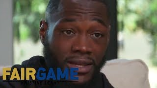 Deontay Wilder explains why an Anthony Joshua fight hasn't happened | FAIR GAME