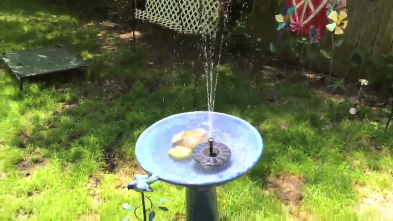 solar water pump for pond solar water fountain pump - Solar Water Fountain