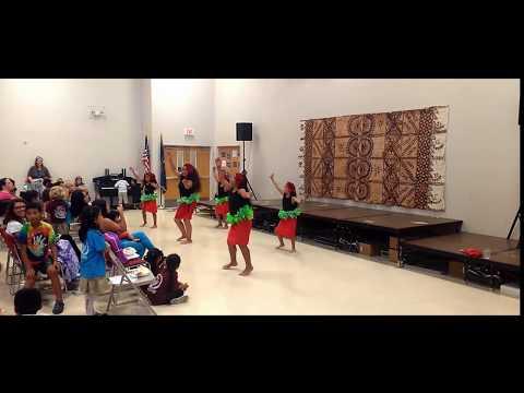 Love Song of Tahiti. Pacific Heritage Academy Back to School Luau
