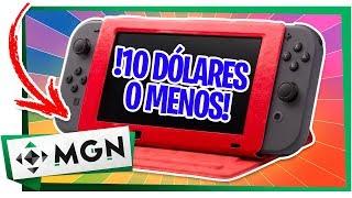 10 Accesorios De Nintendo Switch Que Puedes Comprar Por Menos De 10 Dólares | MGN