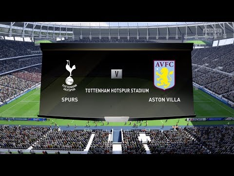 Tottenham Hotspur Vs Aston Villa 3-1   Premier League - EPL   10.08.2019